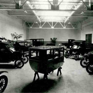 Old Showroom at Walton Car Centre